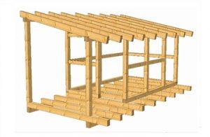 Kiemo mediniu konstrukciju statiniai Inovatyvi statyba www.santvaros.lt