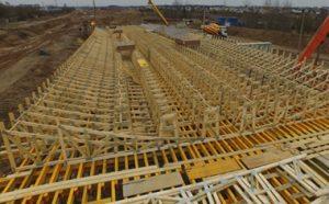 Liktiniai klijiniai tiltams Inovatyvi statyba www.santvaros.lt
