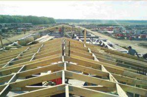 daugiaaukkščio namo neeksploatuojamo stogo santvaros-projektai-santvaros.lt