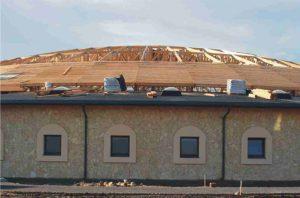 gyvenamojo namo stogas su medinėmis santvaromis-projektai-santvaros.lt