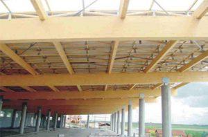 kavinės su medinėmi stogo santvaromis statybos-projektai-santvaros.lt