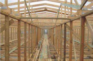 kiaulidės su medinėmis santvaromis-projektai-santvaros.lt