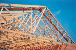 medinės neeksploatuojamojo stogo santvaros-projektai-santvaros.lt