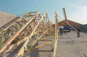 sandėlio medinės sanvaros-projektai-santvaros.lt_