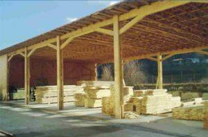 stoginė su medinėmis santvaromis-projektai-santvaros.lt